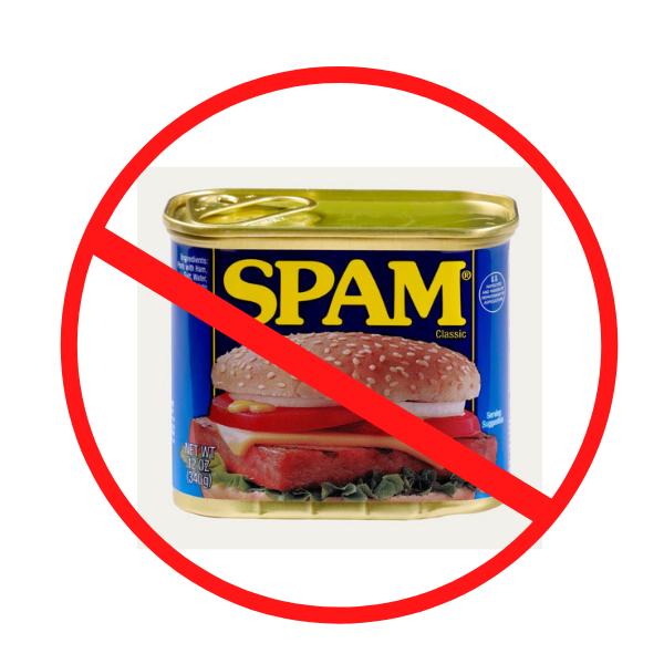 no spam websites